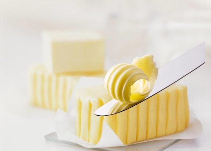 Un beurre produit par la coopérative Grand Fermage