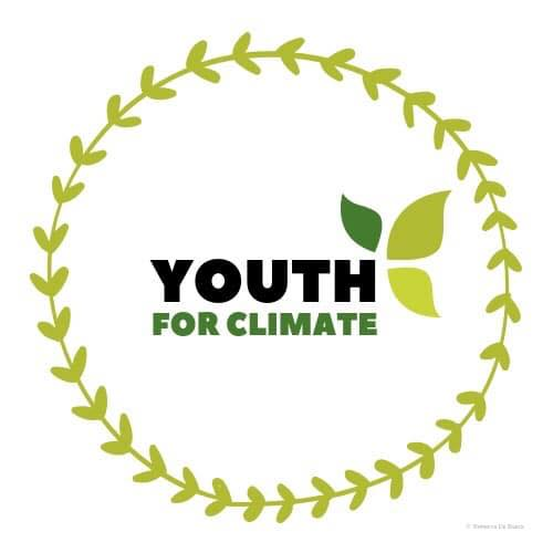 Logo de Youth For Climate