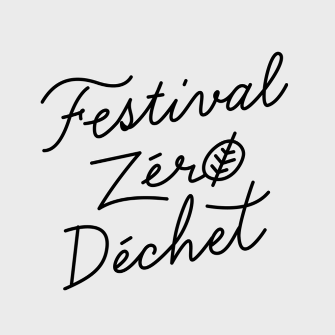 Logo du Festival Zéro Déchet